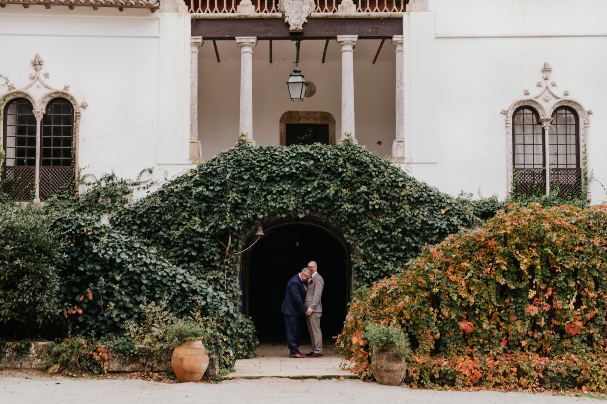 Same Sex Wedding at Quinta Do Hespanhol, Torres Vedras, Lagos
